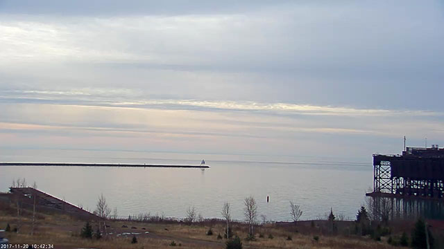 Check out the view of the historic Depot with the Country Inn Two Harbors Depot Cam!