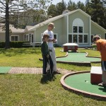 Mini Golf at County Inn of Two Harbors amenities north shore family activities vacations northern minnesota