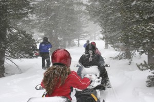 Two Harbors MN Snowmobile Trails group recreation rentals