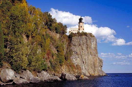 Split Rock Lighthouse Minnesota