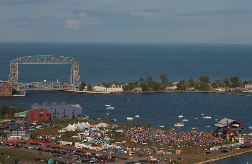 Blues Fest Duluth, MN