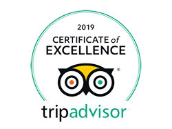 Country Inn Two Harbors TripAdvisor Certificate of Excellence